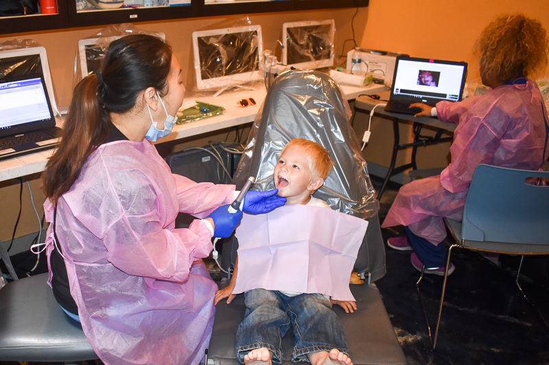 Providing Dental Services to Families Experiencing Homelessness